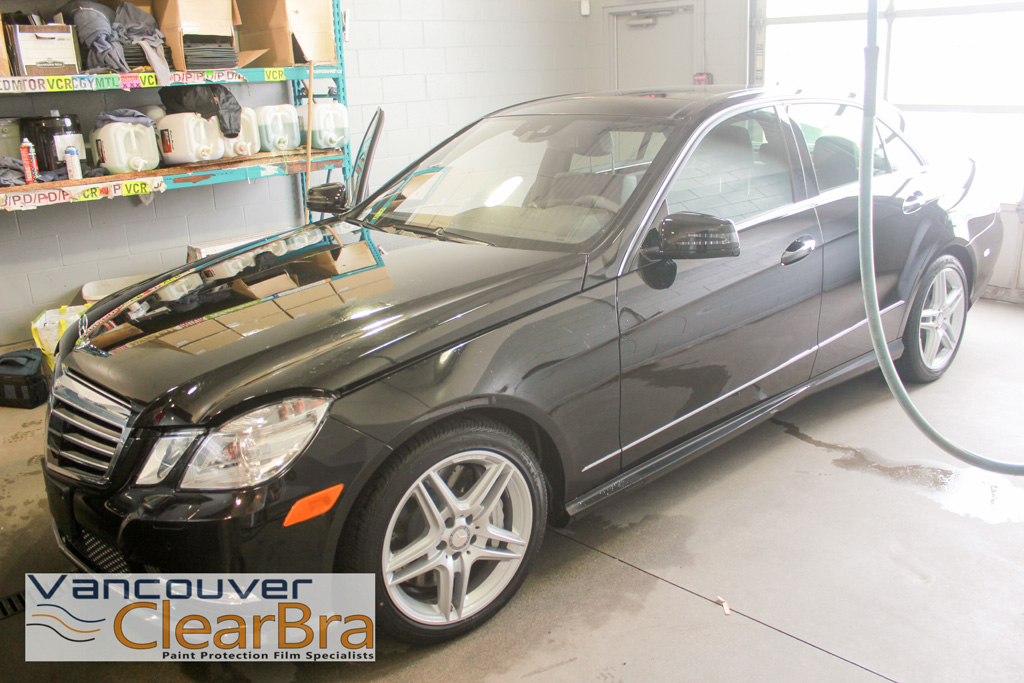 Mercedes benz vancouver clear bra vancouver clearbra for Mercedes benz vancouver