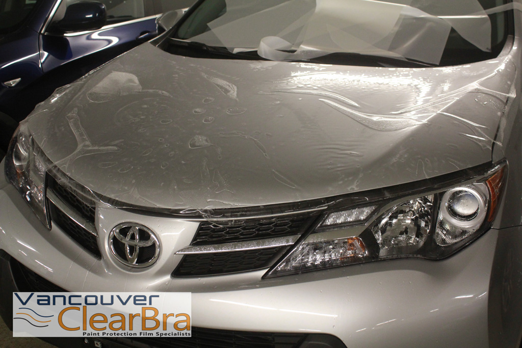 3m Xpel Clear Bra Paint Protection Film Vancouver Clearbra